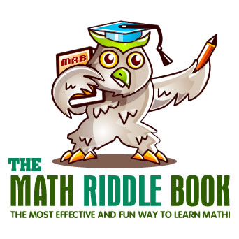 Math Riddle Book - Puzzle Worksheets that Teach Math!
